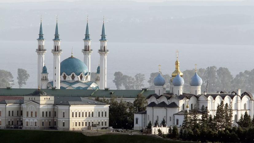 Турпоток в Татарстан снизился в 2020 году на 47%