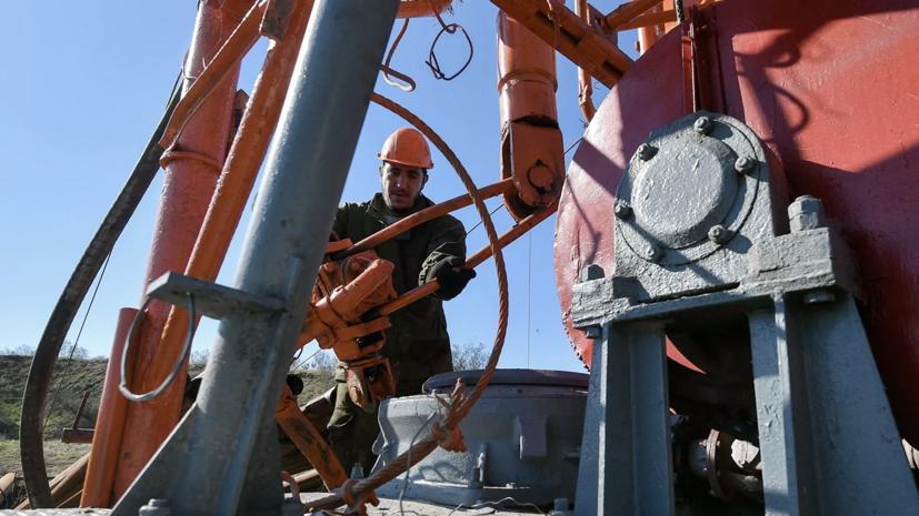 В Севастополе оценили темп наполнения Чернореченского водохранилища
