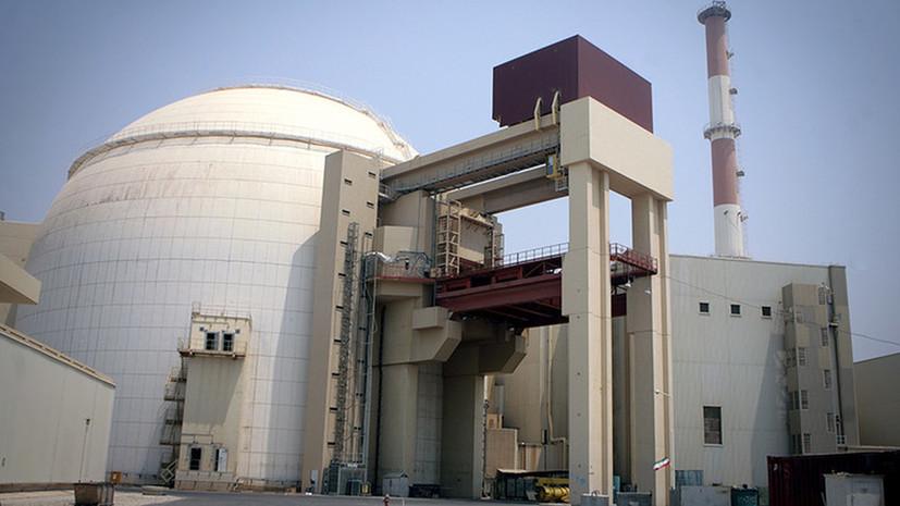 Лавров сообщил об обсуждении с Зарифом сооружения новых блоков АЭС «Бушер»