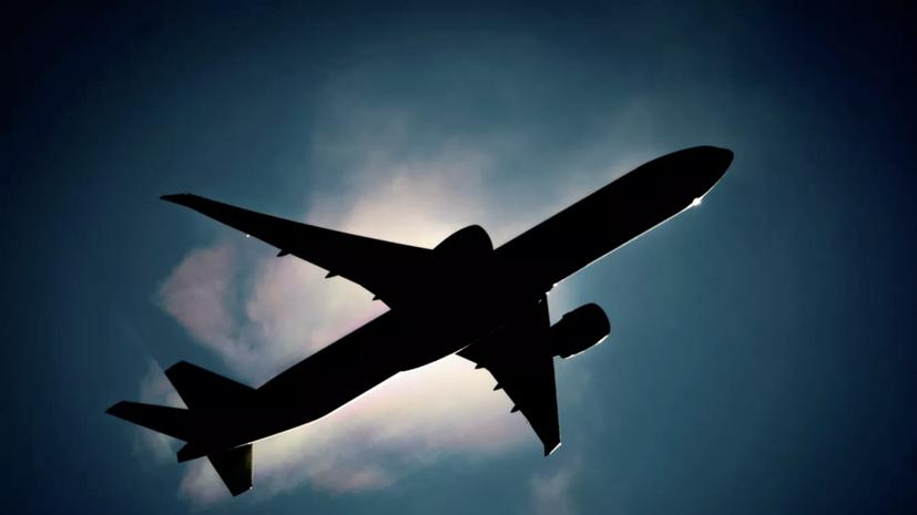 После ослепления лазером экипажа летевшего в Пулково самолёта начата проверка