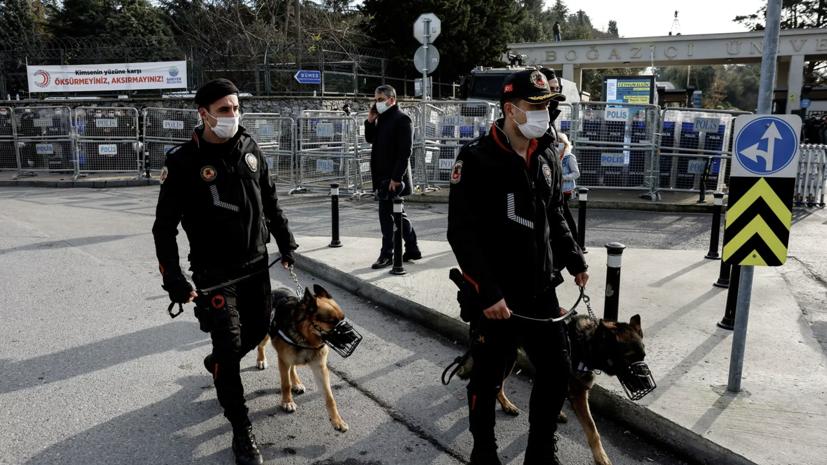 Посольство России призвало соблюдать меры безопасности после ЧП в Турции