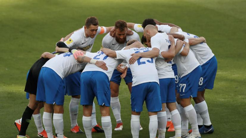 Коновалова: «Тамбов» может стать первым клубом в РПЛ,который не доиграет сезон