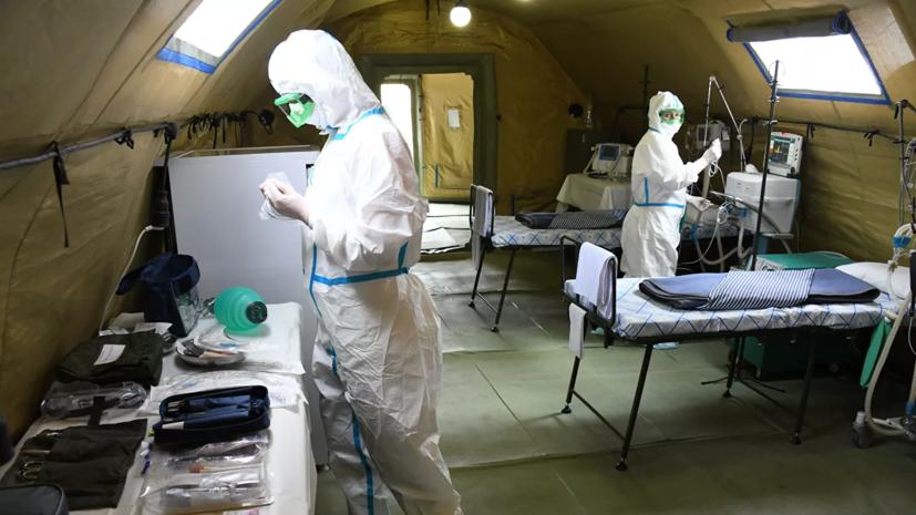 В России за сутки от COVID-19 выздоровел 101 военнослужащий