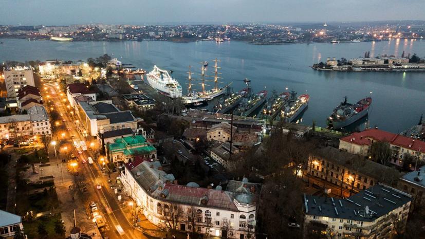 Спасатели предупредили об усилении ветра до 20 м/с в Севастополе