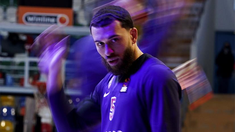 СМИ: Американский баскетболист Джеймс покидает ЦСКА