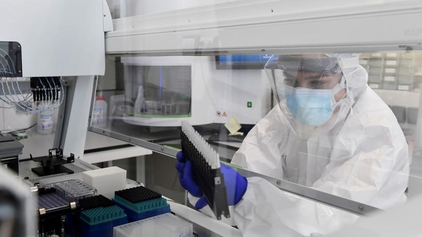 На Ставрополье провели более 1 млн исследований на коронавирус