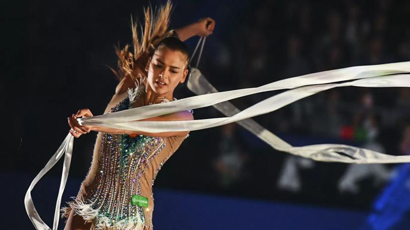 Авербух заявил, что готов пригласить гимнастку Солдатову в «Ледниковый период»