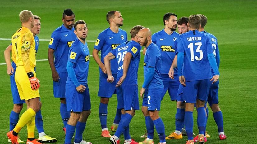 РИА Новости: РПЛ ищет варианты, чтобы «Тамбов» смог доиграть сезон