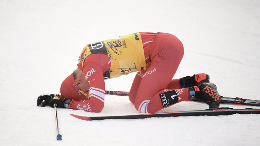 Финская лыжная ассоциация попросила FIS оценить наказание Большунова