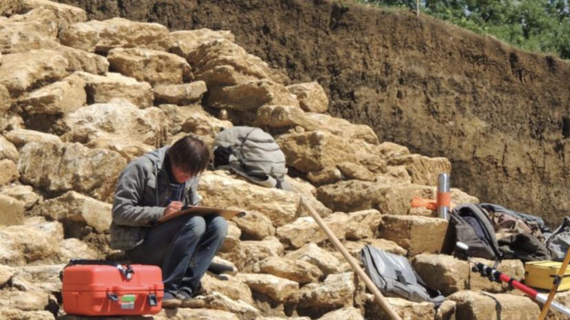 На инкерманских склонах: в Крыму найден некрополь позднескифской культуры