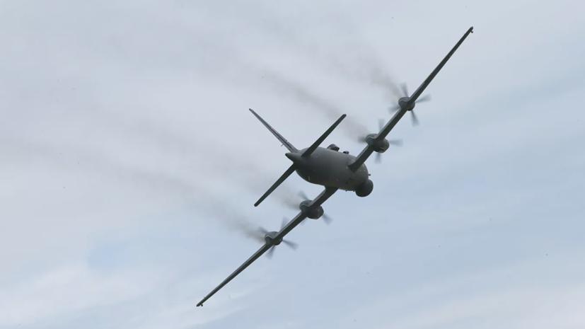 Экипажи Ил-38 ТОФ провели учения на Камчатке
