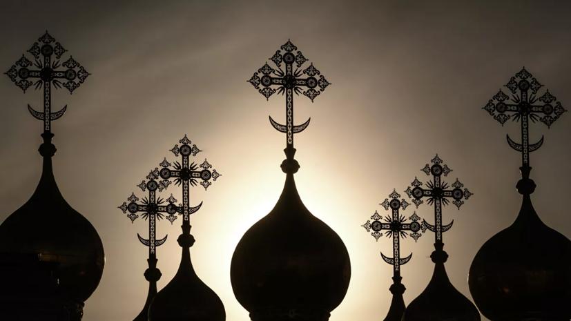В РПЦ назвали число переболевших коронавирусом священнослужителей