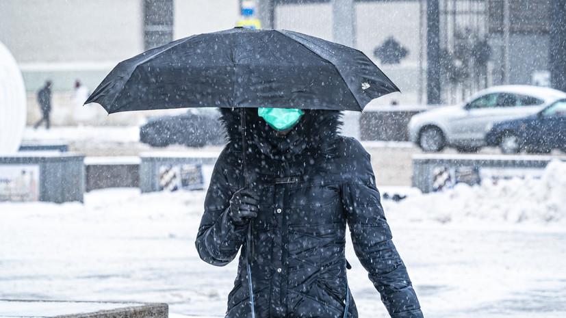 Синоптики предупредили о снегопадах и ветре в Приморье из-за циклона