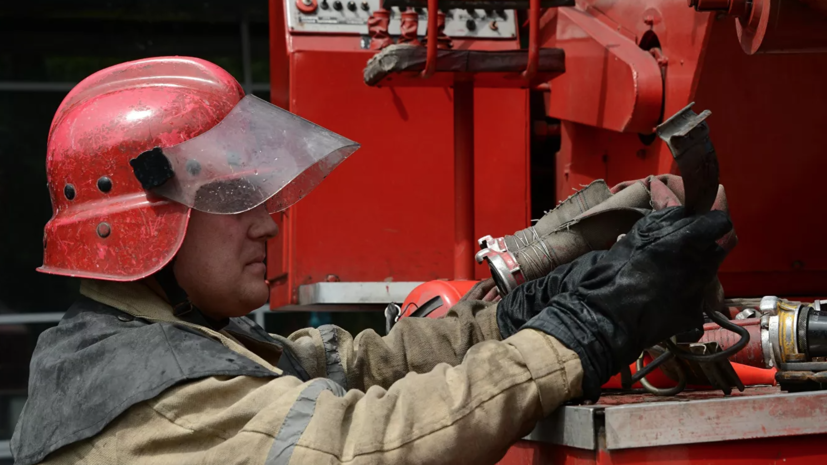 Три человека пострадали при пожаре на пороховом заводе в Перми