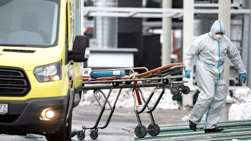 В Москве за сутки выявили более 2 тысяч случаев коронавируса