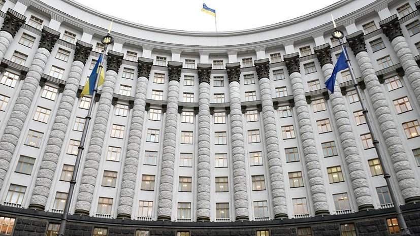 Кабмин Украины обжалует отмену постановления о новом правописании