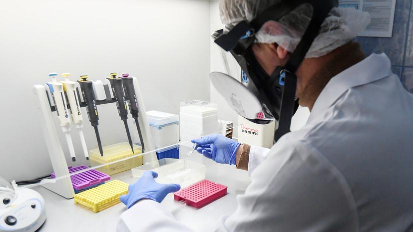 Врачи выяснили эффективность плазмы вакцинированных против COVID-19