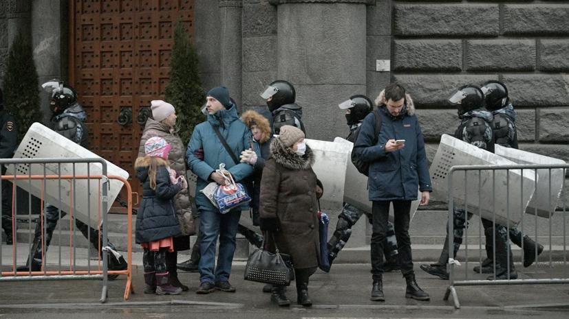 В Петербурге задержан подозреваемый в применении насилия к бойцу ОМОНа