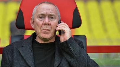 Романцев назвал Карпина оптимальным преемником Тедеско на посту главного тренера «Спартака»