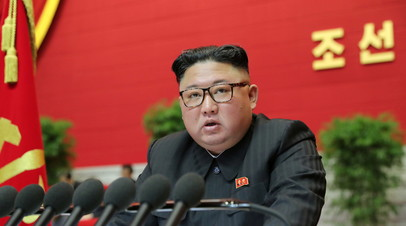 Ким Чен Ын: КНДР продолжит совершенствовать ядерные вооружения