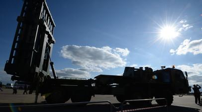 Зенитный ракетный комплекс С-350 «Витязь»