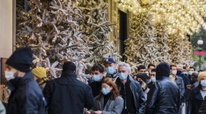 Во Франции за сутки выявили более 15 тысяч случаев коронавируса
