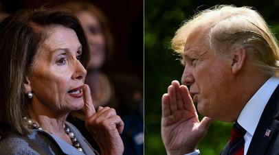 «Повод для зачистки»: почему демократы продолжают призывать к отстранению Трампа от власти
