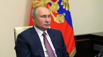 В Кремле начались переговоры Путина с Алиевым и Пашиняном
