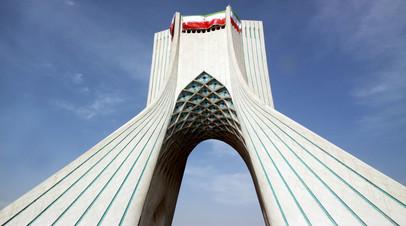 Башня Азади, Тегеран