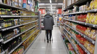 Соглашения о стабилизации цен не вызвали дефицита сахара и масла в России