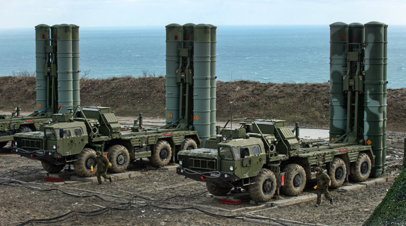 Белоруссия готовится вооружить зенитно-ракетные войска ЗРК С-400