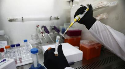 В Сербии за сутки выявили более 1,3 тысячи случаев коронавируса