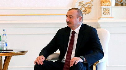 Алиев и Эрдоган обсудили российско-турецкий центр мониторинга в Карабахе