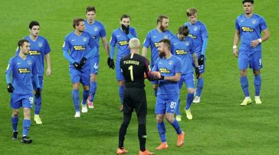«Тамбов» подтвердил назначение Оганесяна на пост президента клуба