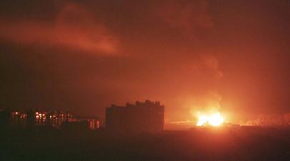 Бомбардировка Югославии силами НАТО в 1999 году