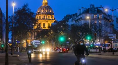 Во Франции за сутки выявлено более 26 тысяч случаев коронавируса