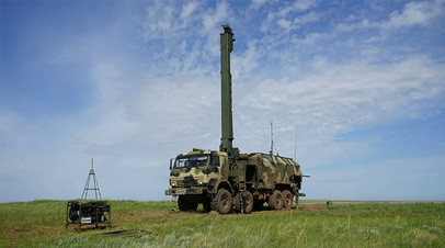 Комплекс артиллерийской разведки АЗТК 1Б75 «Пенициллин»
