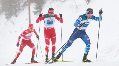 Отец Большунова назвал негодяями финских лыжников