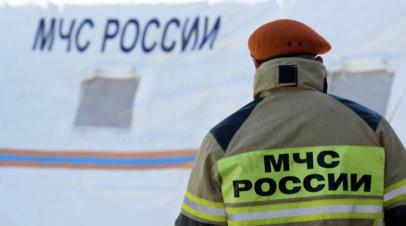 В Тверской области произошло обрушение здания