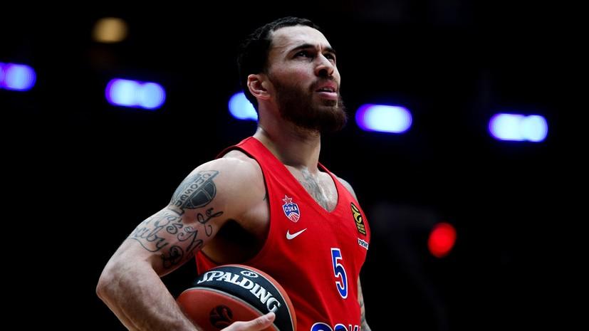 Конфликтный американец: как разыгрывающий Майк Джеймс воюет с баскетбольным клубом ЦСКА