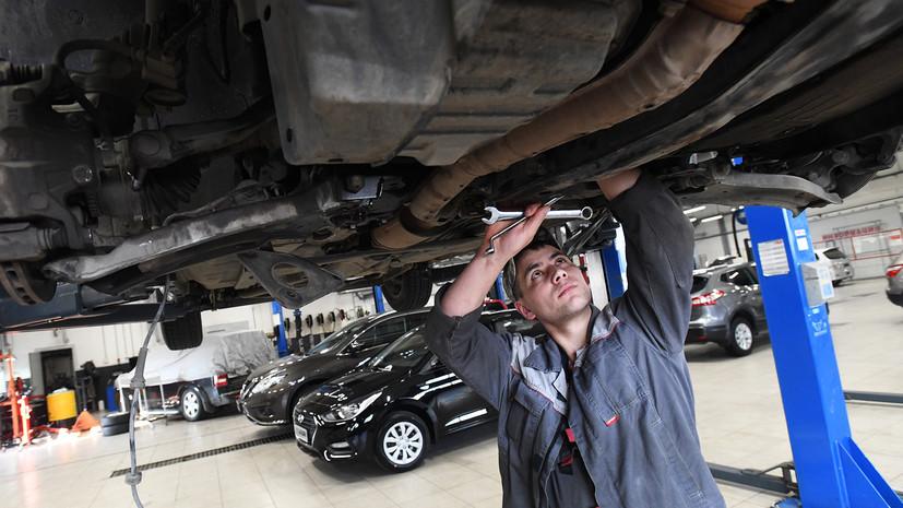 «Ъ»: Минтранс смягчит требования к фотосъёмке автомобилей на ТО