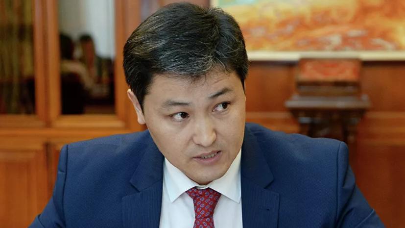Президент Киргизии подписал указ о назначении Марипова премьером