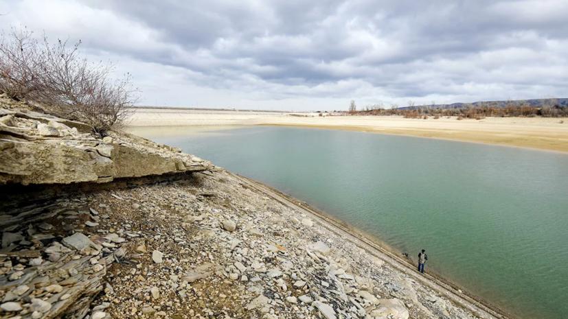 В Крыму запасы водохранилищ пополнились почти на 5 млн кубометров