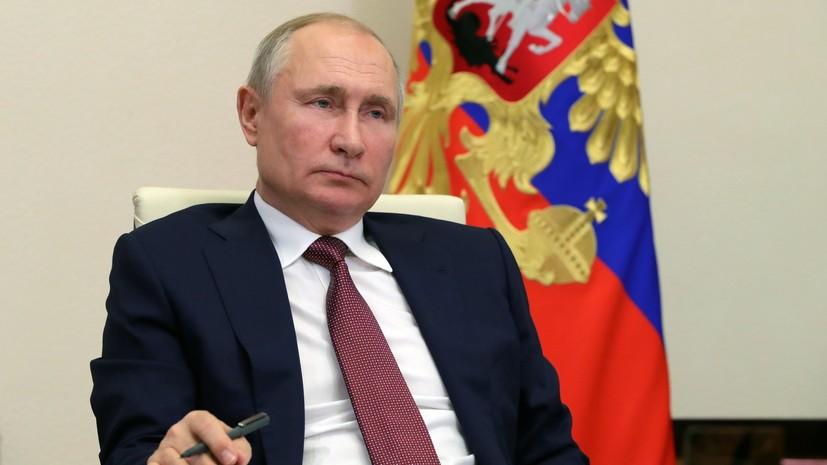 Продуктовый расчёт: Путин заявил об ухудшении ситуации на глобальном продовольственном рынке