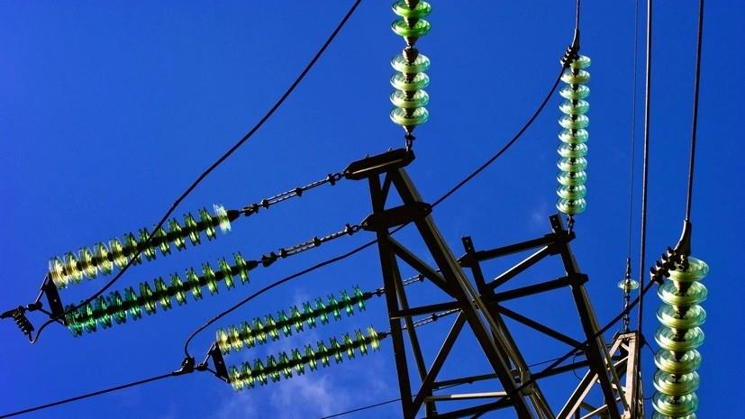 На Украине назвали мощности поставок электроэнергии из России