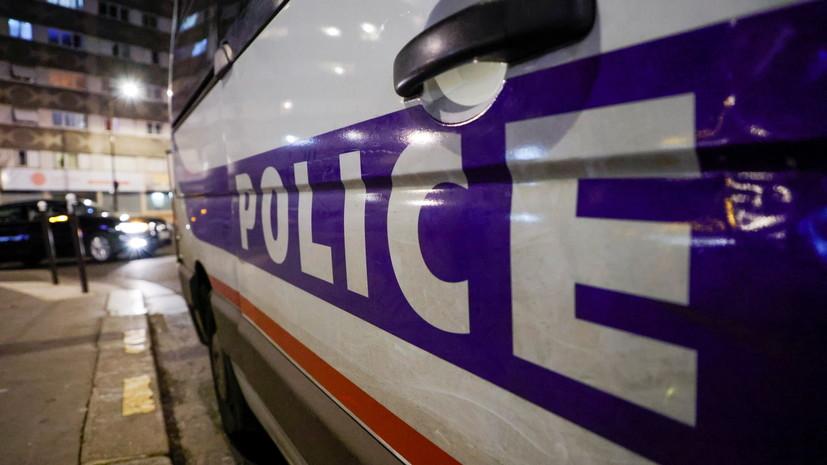 В результате взрыва в здании в Бордо пострадали три человека