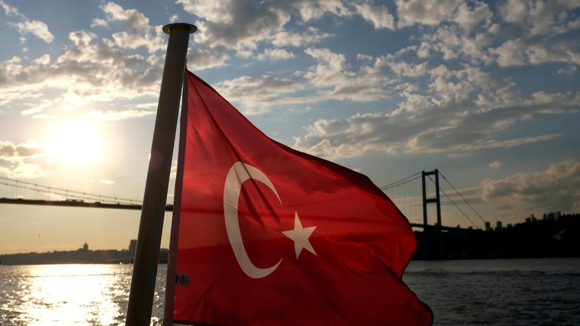 Эрдоган рассказал об экономических планах Турции