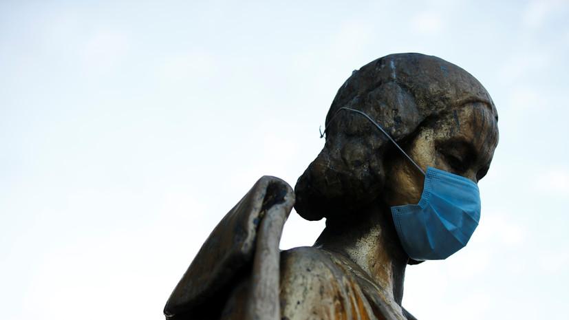 Учёные дали прогноз по отмене масочного режима в России