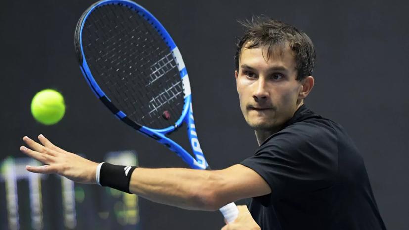Донской прокомментировал победу на ATP Сup