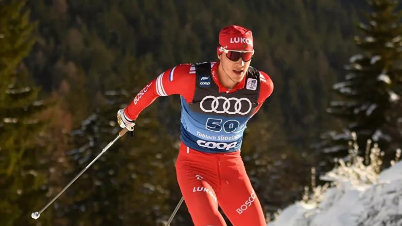 Лыжник Ретивых — о своём падении: у нас любовь с финской командой получается
